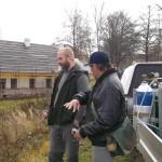Výlov Milovy- 4.11 2012